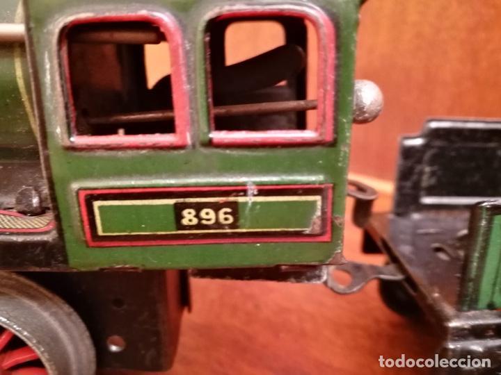 Trenes Escala: LOCOMOTORA PAYA 896 ESCALA 0 - Foto 5 - 183758631