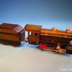 Trenes Escala: LOCOMOTORA RICO 3840 ESCALA 0 RARÍSIMA . Lote 184195885
