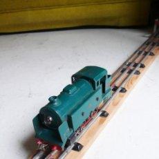 Trenes Escala: LOCOMOTORA LOCOTENDER LR LOUIS ROUSSY. AÑOS 50. ESCALA 0.. Lote 184201942