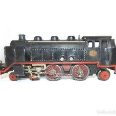 Trenes Escala: LOCOMOTORA VAPOR JOSFEL, ESCALA 0 AÑOS 40.. Lote 184240745