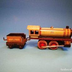 Trenes Escala: LOCOMOTORA PAYA 984 VERDE ESCALA 0 MUY RARA. Lote 184647810