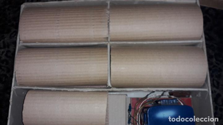 Trenes Escala: TREN PAYA LOCOMOTORA 984, ESCALA 0, TREN DE JUGUETE, TREN ANTIGUO, TREN PAYA - Foto 28 - 167567740