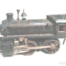 Trenes Escala: LOCOMOTORA 35 KBN KARL BUB NUREMBERG AÑOS 30, PARA COMPLETAR ESCALA 0. Lote 186415513