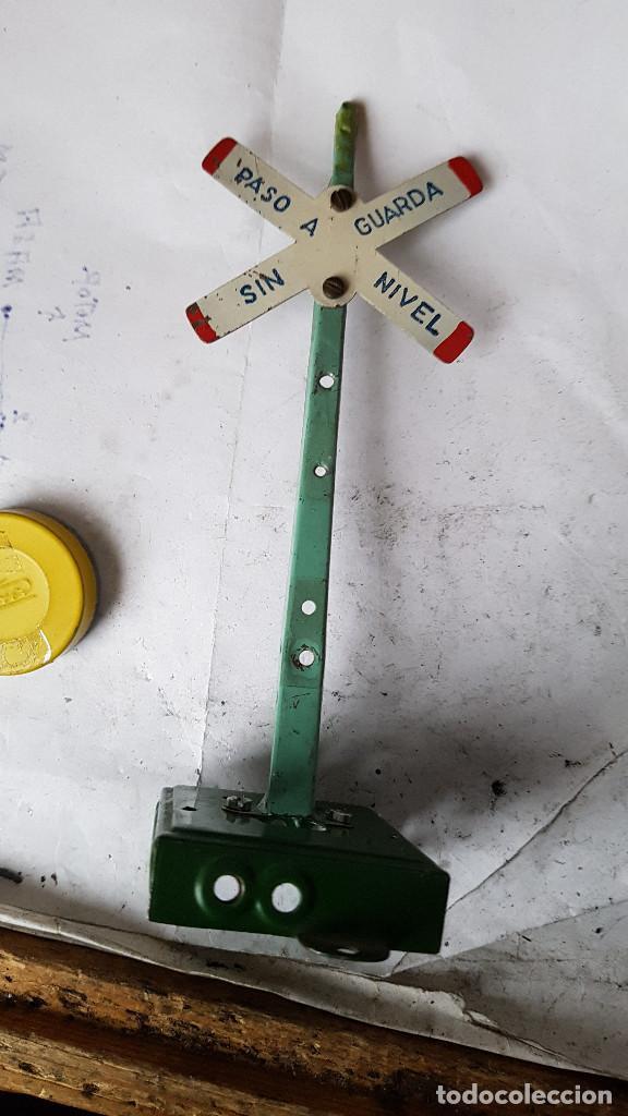 Trenes Escala: cruse de paya paso a nivel - Foto 3 - 189819070