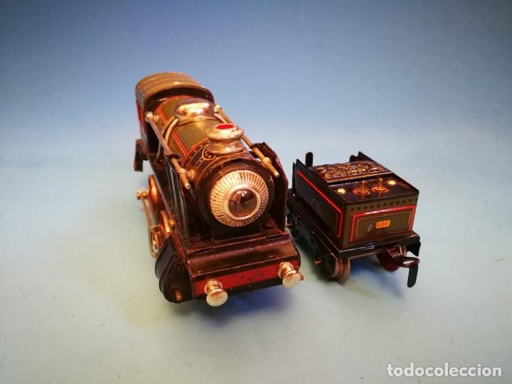 Trenes Escala: LOCOMOTORA PAYA 896 ELECTRICA ESCALA 0 - Foto 3 - 190581231