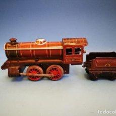 Trenes Escala: LOCOMOTORA PAYA 896 A CUERDA MARRON ESCALA 0. Lote 190583056