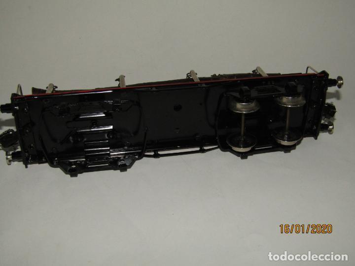 Trenes Escala: Vagón 4 Ejes a Bogies en Escala *0* de PAYA Ref. 11351 Edición Limitada y Numerada - Foto 3 - 191177543