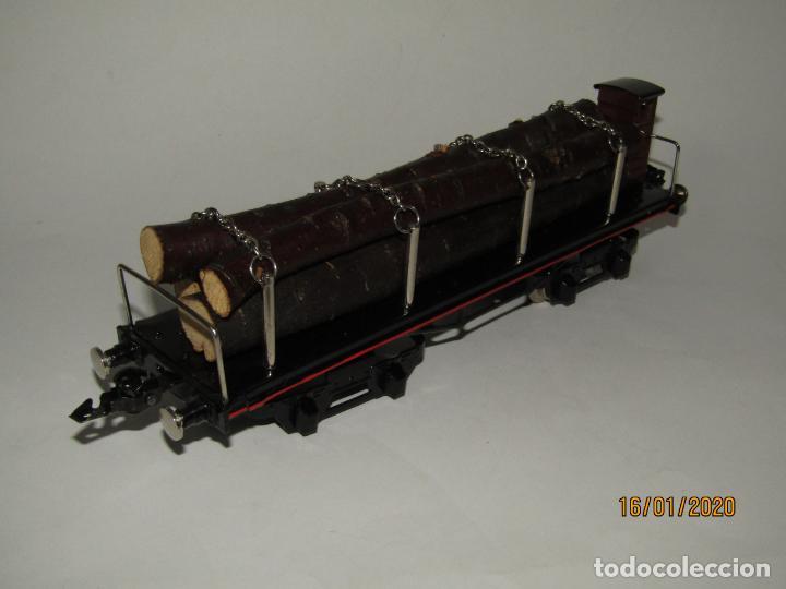 Trenes Escala: Vagón 4 Ejes a Bogies en Escala *0* de PAYA Ref. 11351 Edición Limitada y Numerada - Foto 7 - 191177543