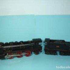 Trenes Escala: PAYA, TREN SANTA FE 1101 PRIMER MODELO AÑOS 40, ESTADO ORIGINAL SEGÚN FOTOS. Lote 191838182