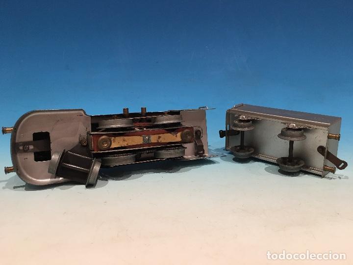 Trenes Escala: LOCOMOTORA VAPOR JOSFEL ESCALA 0 - Foto 3 - 194156548