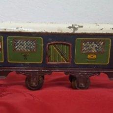 Trenes Escala: VAGÓN DE CORREOS PAYÁ 896 ELÉCTRICA AÑOS 40. Lote 194349508
