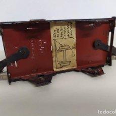 Trenes Escala: MARKLIN - VAGÓN DE LATA ESCALA 0 . Lote 194507660