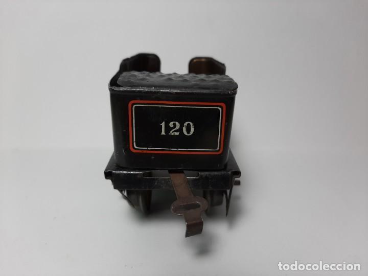 Trenes Escala: CARBONERA AMERICAN FLYER LINE 120 PREGUERRA, COMPATIBLE PAYA, JOSFEL, MARKLIN, MANAMO... - Foto 2 - 194590452