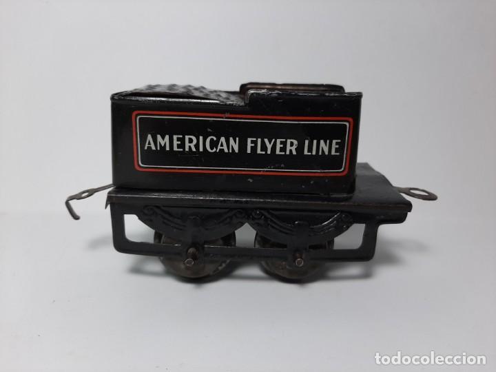 Trenes Escala: CARBONERA AMERICAN FLYER LINE 120 PREGUERRA, COMPATIBLE PAYA, JOSFEL, MARKLIN, MANAMO... - Foto 3 - 194590452