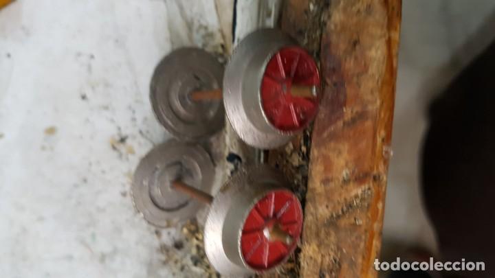 Trenes Escala: Juego de ruedas paya escala 0 - Foto 3 - 194605326