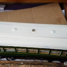 Trenes Escala: VAGÓN DE PAYA AÑO 40 ESCALA 0. Lote 194655002