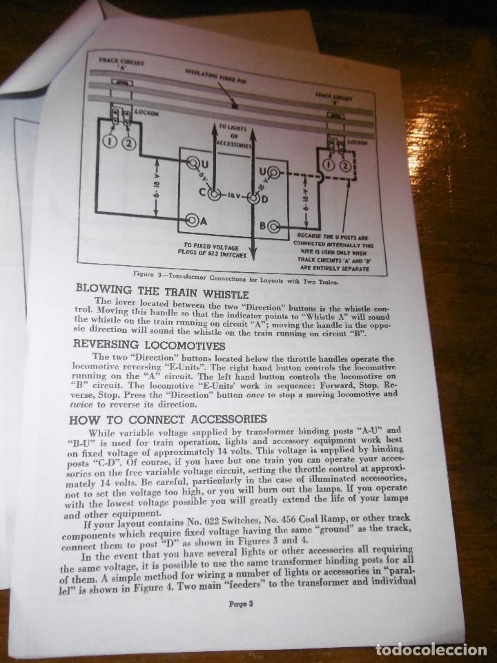 Trenes Escala: IMPRESIONANTE TRANSFORMADOR MULTIPLE PARA TRENES ESCALA 0 - Foto 9 - 194963435