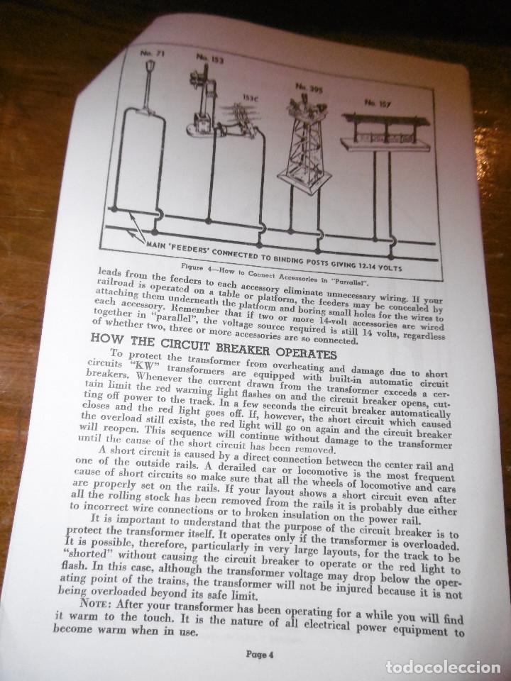 Trenes Escala: IMPRESIONANTE TRANSFORMADOR MULTIPLE PARA TRENES ESCALA 0 - Foto 10 - 194963435