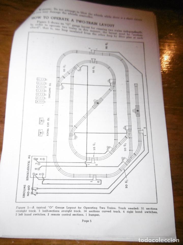 Trenes Escala: IMPRESIONANTE TRANSFORMADOR MULTIPLE PARA TRENES ESCALA 0 - Foto 12 - 194963435