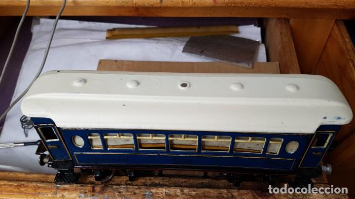 Trenes Escala: Vago años 40 de paya coche cama987 - Foto 4 - 195090777