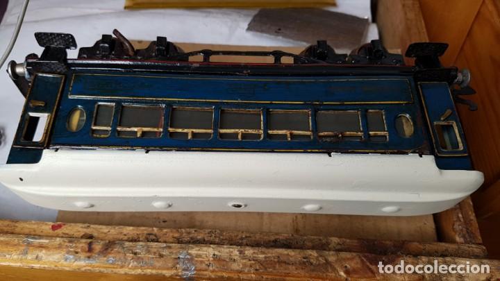 Trenes Escala: Vago años 40 de paya coche cama987 - Foto 6 - 195090777