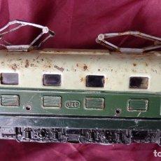 Trenes Escala: TREN LOCOMOTORA JEP ESCALA 0 TYPE B DE 1954 DE METAL SIN FUNCIONAR. Lote 195256180