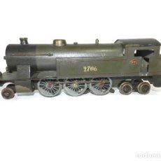 Trenes Escala: LOCOMOTORA MANAMO 2706, DE LAS PRIMERAS AÑOS 40.. Lote 195313026