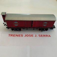 Trenes Escala: PAYA. O. VAGON 1351 CON GARITA. Lote 198401223