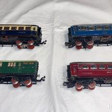 Trenes Escala: LOTE VAGONES PAYA Y TRANSFORMADOR ESCALA 0. Lote 198608271