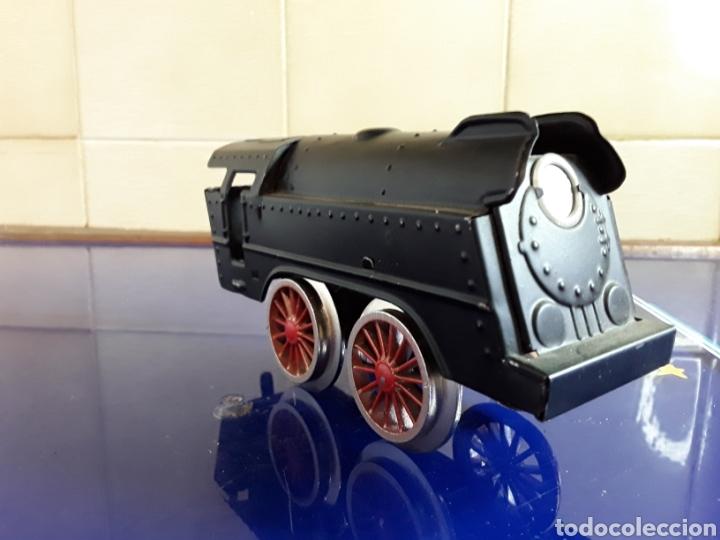 Trenes Escala: Locomotora paya a cuerda años 40 - Foto 2 - 199197443