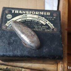 Trenes Escala: TRAFORMADOR DE 120 W. Lote 199348340