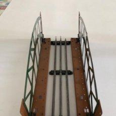 Trenes Escala: PAYA. O. PUENTE DE ARCO. Lote 199715438
