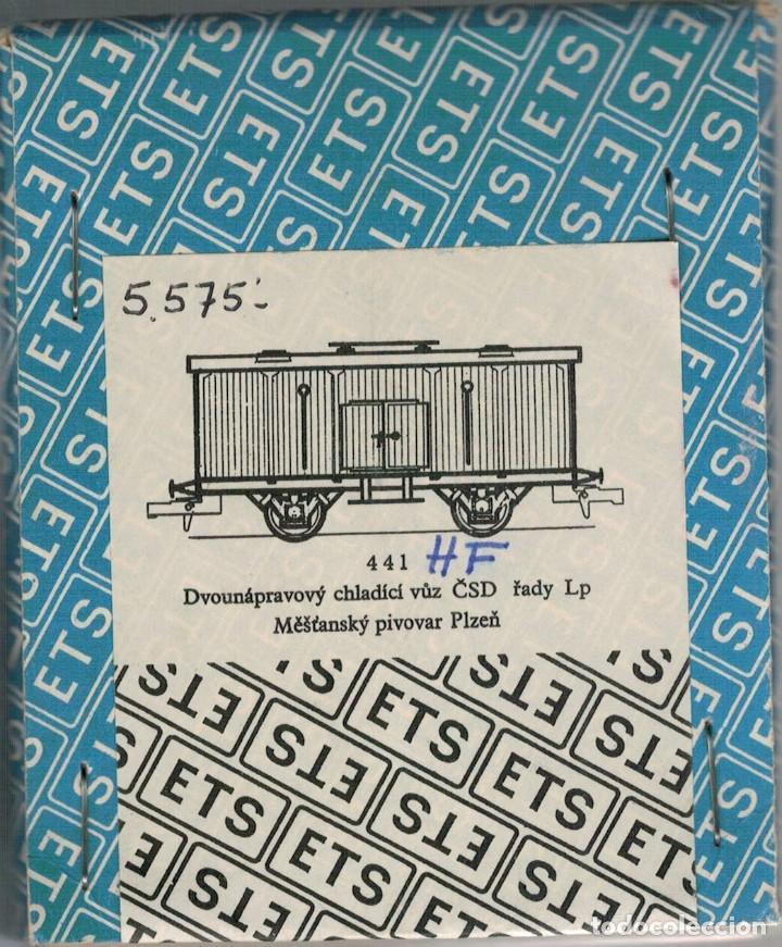 Trenes Escala: VAGÓN ETS - ESCALA 0 - PRAZDROJ PILZEN - Foto 2 - 202252606
