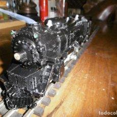 Trenes Escala: MAGNIFICO TREN & TENDER AMERICANO DE LIONEL ESCALA 0. Lote 203390358