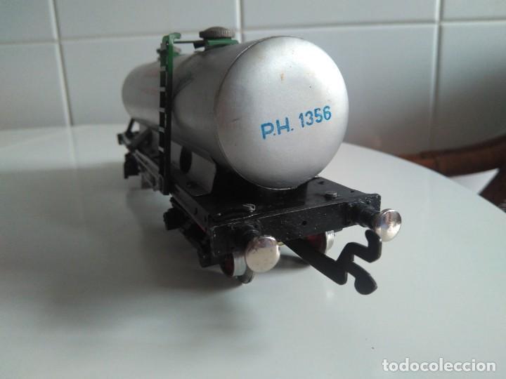 Trenes Escala: Juego de topes para vagónes mercancías largos Payá escala 0 - Foto 2 - 235585915