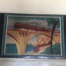 Trenes Escala: ANTIGUO TREN PAYÁ ESCALA 0 REF.939. Lote 206901862