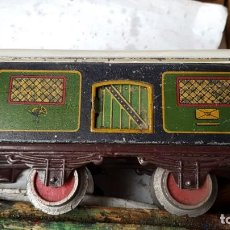 Trenes Escala: VAGÓN DE PAYA ESCALA 0 AÑOS 40. Lote 206983371