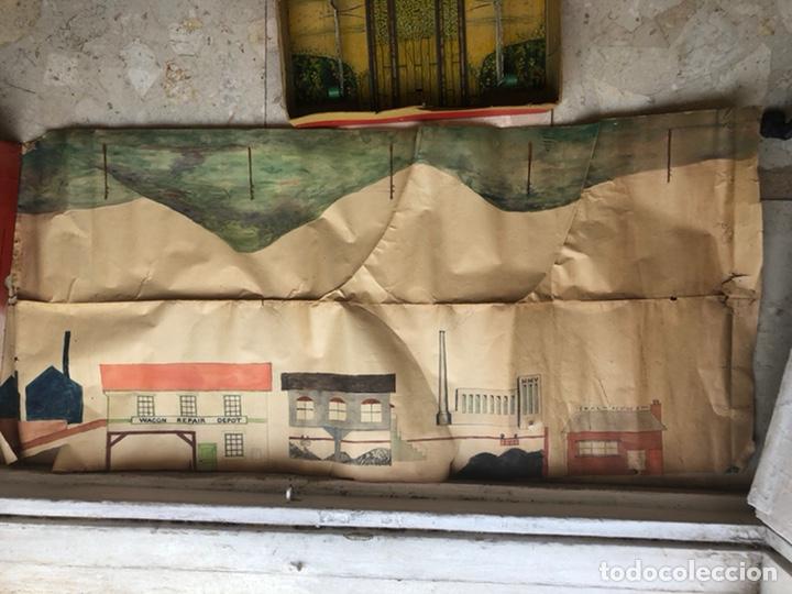 Trenes Escala: Paso a nivel doble de Hornby con diorama y caja - Foto 6 - 207198843