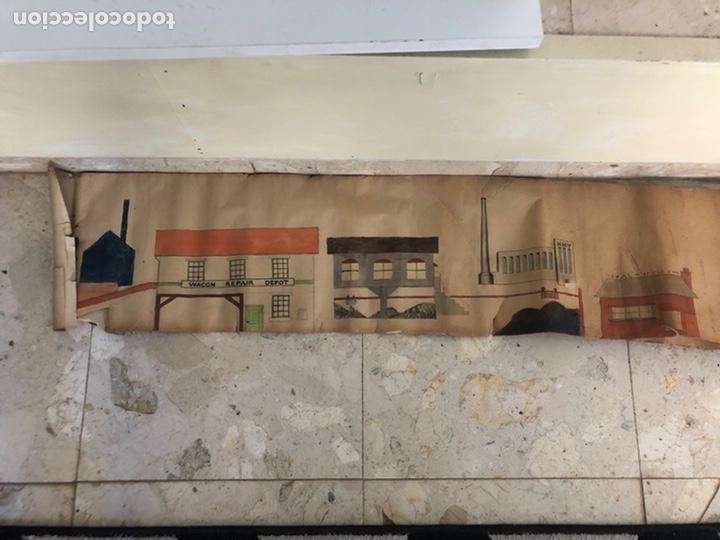 Trenes Escala: Paso a nivel doble de Hornby con diorama y caja - Foto 7 - 207198843
