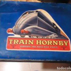 Trenes Escala: CAJA DE HORNBY TREN COMPLETO. Lote 210664657