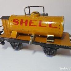 Trenes Escala: VAGON MARKLIN SHELL 0. Lote 211481276
