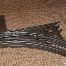 Trenes Escala: DESVÍO DE VÍA ,MÄRKLIN,MANUAL,ESCALA 0,FUNCIONANDO,AÑOS 30. Lote 212658398