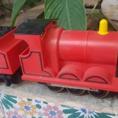 Trenes Escala: LOCOMOTORA ESCALA LGB DE LIONEL, SERIE THOMAS THE TANK. Lote 214059797