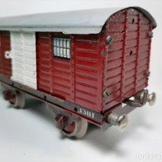 Trenes Escala: PAYA, VAGON GANADO CON TODOS LOS TOPES. Lote 214581286