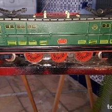 Trenes Escala: MAQUINA DE PAYA NUMERO1105 COCODRILO. Lote 216416912