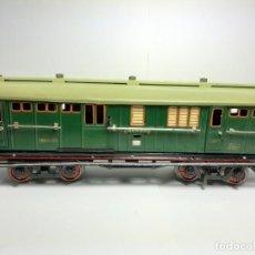 Trenes Escala: PAYA, VAGON CORREOS REF.1359 AÑOS 40, MUY BUEN ESTADO. Lote 216519900