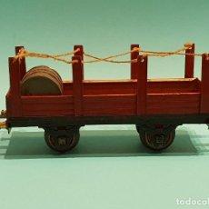 Trenes Escala: VAGON JOSFEL ESCALA 0, AÑOS 50. (TIPO PAYA , MANAMO, RIBAS). Lote 218394225