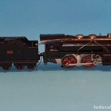 Trenes Escala: LOCOMOTORA 987 Y SU TENDER DE PAYA, ESCALA 0.. Lote 220240725