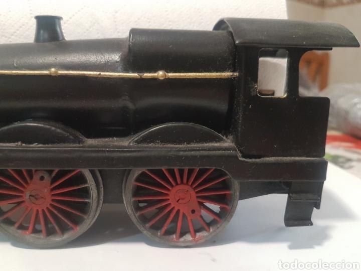 Trenes Escala: Locomotora escala 0 de latón - Foto 2 - 221463052