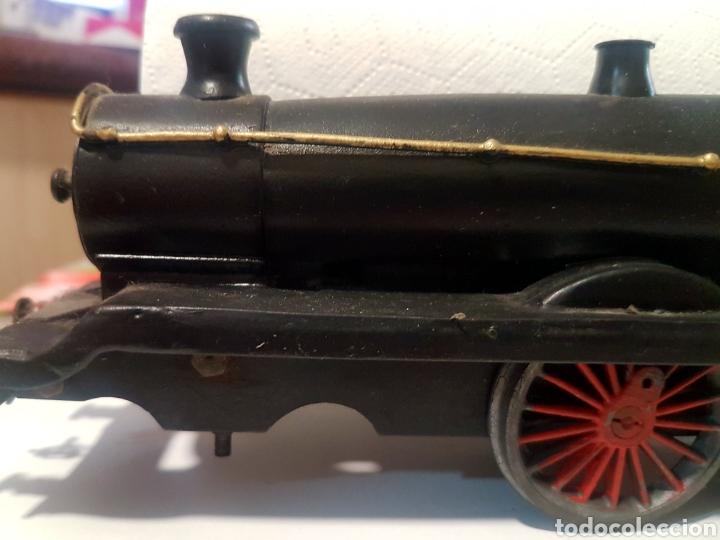 Trenes Escala: Locomotora escala 0 de latón - Foto 3 - 221463052